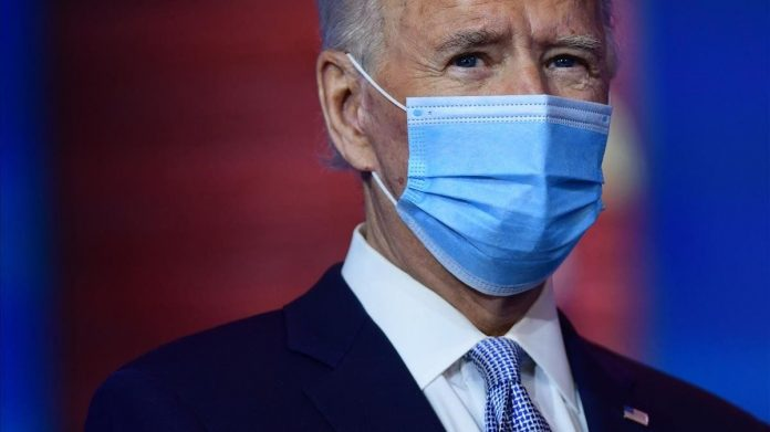 Joe Biden tomará juramento.