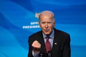 Biden, presidente de los Estados Unidos