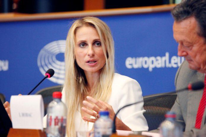 Dita Charanzová, vicepresidenta del Parlamento Europeo encargada de América Latina