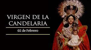 Virgen Candelaria