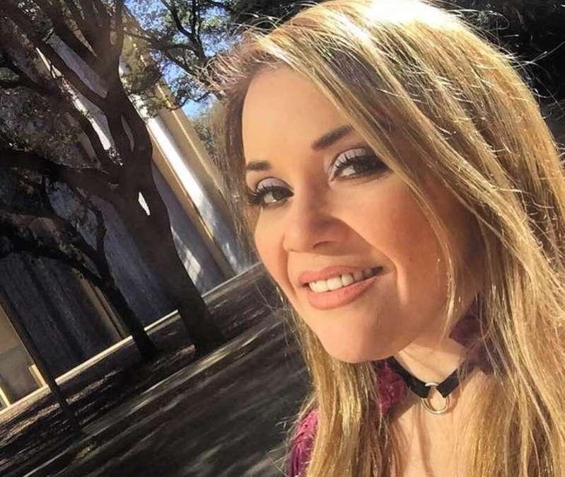 Periodista Lupita Elizondo