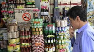 Alimentos caros Venezuela