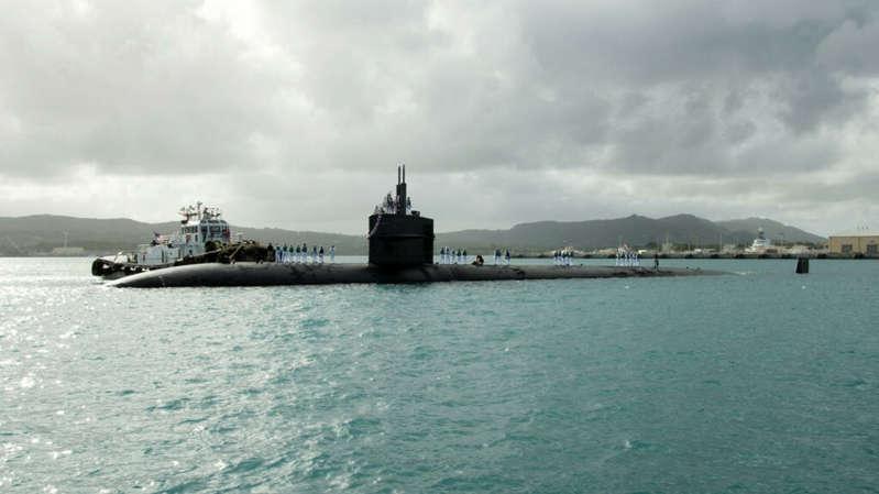 Francia submarino