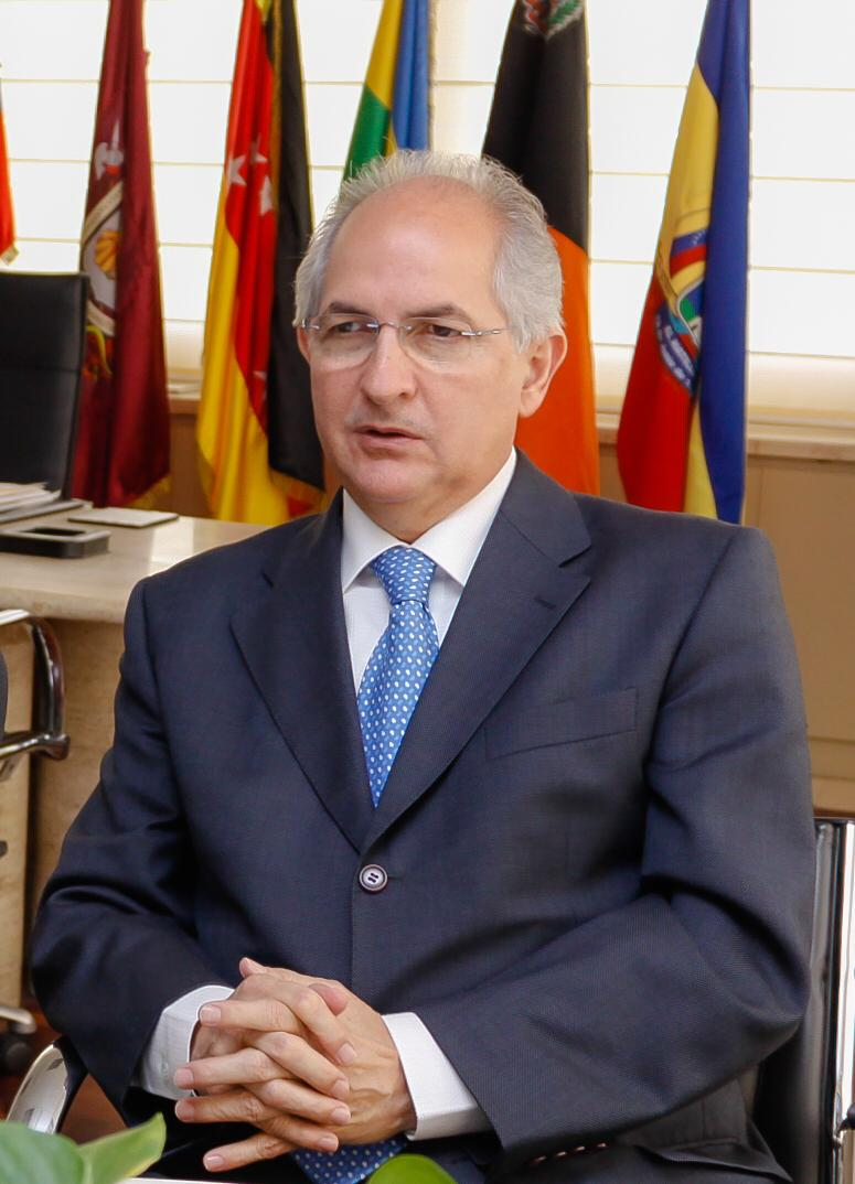 Antonio Ledezma
