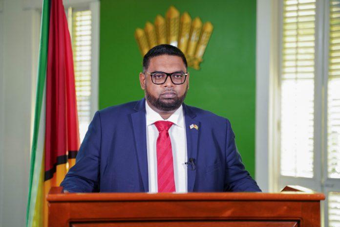 Presidente Guyana