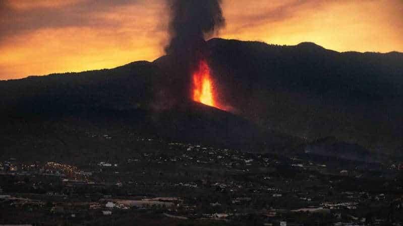 Volcán La Palma