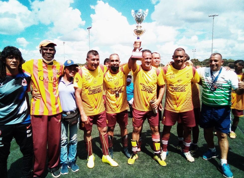 Real Franduar, campeón del apertura 2021